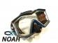 Маска Intex 55982 для плавания и дайвинга с панорамными стеклами (синяя)