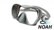 Маска Verus F1 Frameless Gray для плавания