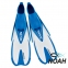 Ласты Seac Sub Speed для плавания, голубые