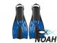 Ласты Verus Dive Expert Blue с открытой пяткой для дайвинга