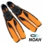 Ласты Beuchat X Voyager для плавания, оранжевые