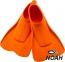 Ласты Cressi Mini Light детские, оранжевые