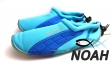 Тапочки для кораллов Brugi Blue неопреновые с силиконовой подошвой (Аквашузы)